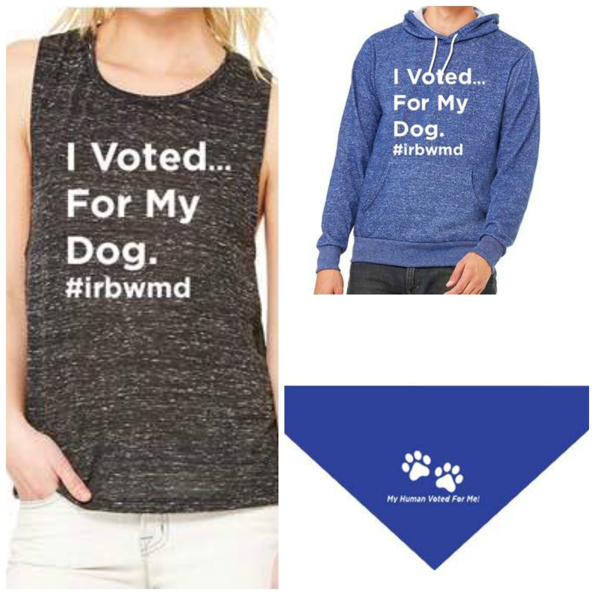 i-voted-for-my-dog-collage