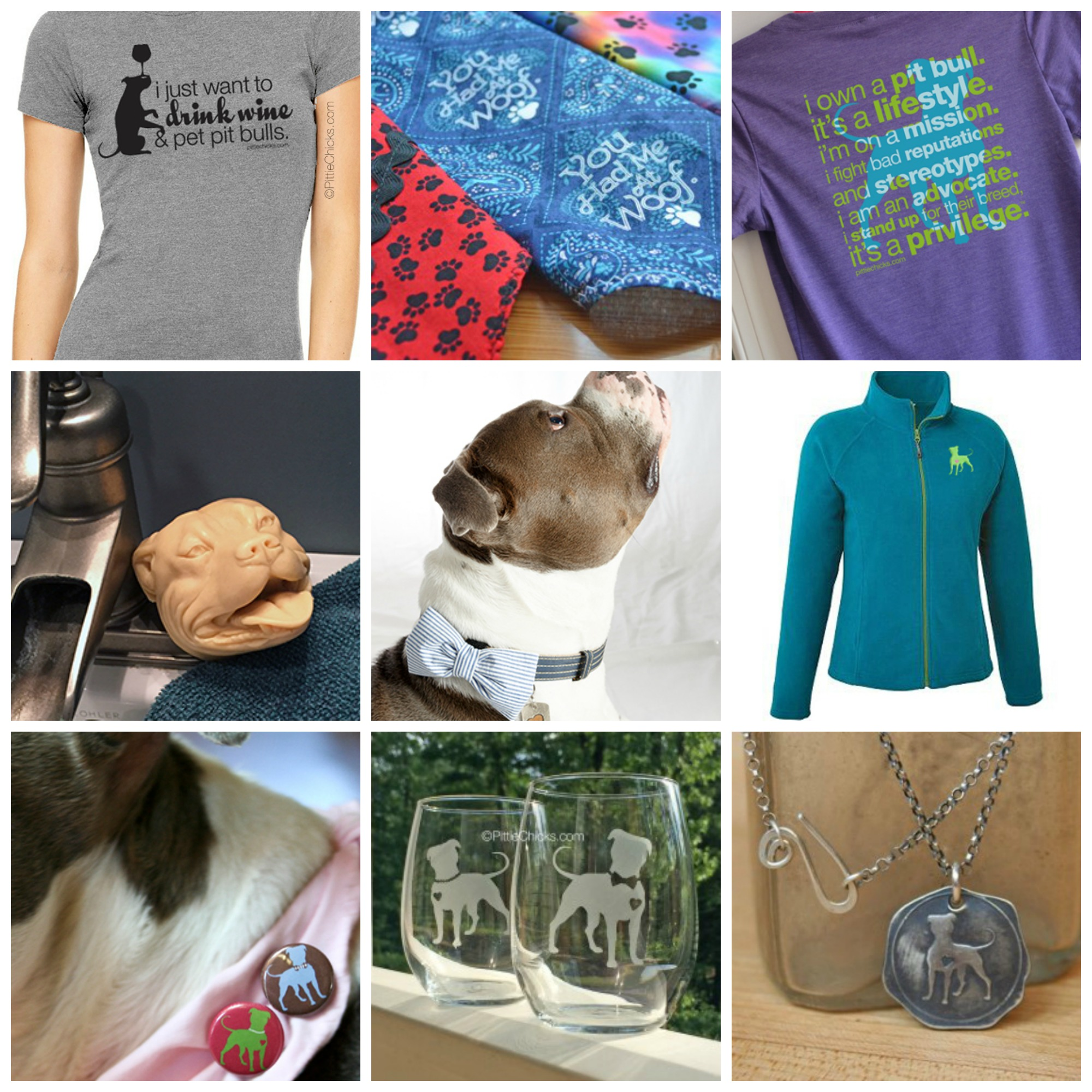 pittie-chicks-products