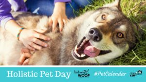 pet calendar holistic pet day