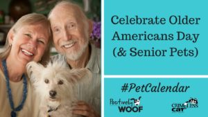 pet calendar senior citizens day