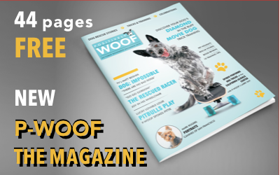 Positively Woof The Magazine - 44 Free Pages